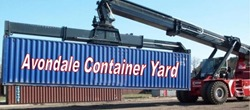 Avondale Container Yard